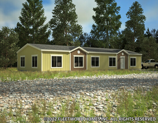 Clayton Homes 742 Waverly Crest 28683 – Waverly Mobile Homes Floor Plans